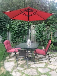 Patio set St. Catharines