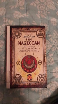The Magician By Michael Scott Manor, 78653