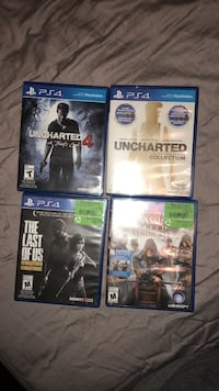 PS4 games Orangeville, L9W