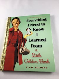New Book - Everything I Need to Know I learned from A Little Red Book Chesapeake, 23320