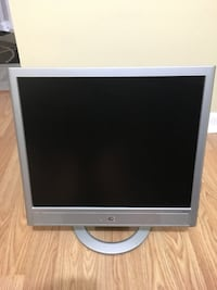 Hp flat screen monitor
