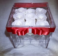 Preserved roses in embellished box Graduation gift Randolph, 07869