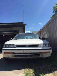 Honda - Accord - 1991 Edmonton, T5B
