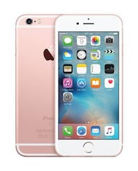Unlocked rose gold iPhone  Burnaby, V5G 1C2