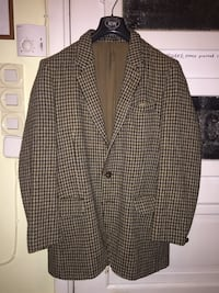 Vintage Harris Tweed 100% Scottish wool Athens, 10683