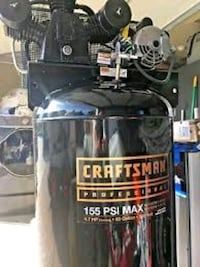 Craftsman professional 80 gallon 2 stage compresso Lutz, 33549