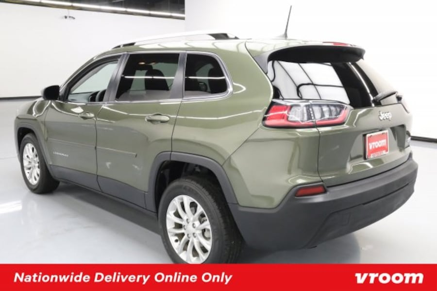 2019 Jeep Cherokee Olive Green Pearlcoat hatchback 0a1ed5ce-2ef5-4044-97fd-bd292b088dc7