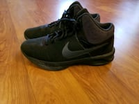 black Nike High-top sneakers