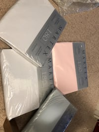 Brand new fitted sheet. London