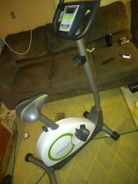 white and black stationary bike Camp Hill, 17011