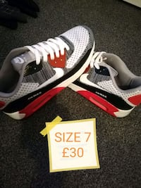 dffbc4279f40 Used Nike air max trainers size 7 for sale in South Shields - letgo