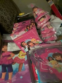 Dora Birthday Party Supplies