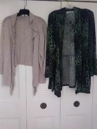 Lot of 2 women's sweaters size 3x Catonsville