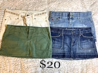 Abercrombie & Fitch skirts 00 Chino Hills, 91709