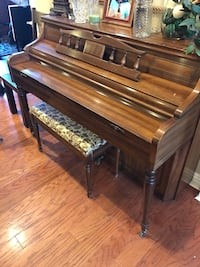 Kimball Upright Piano circa 1980's