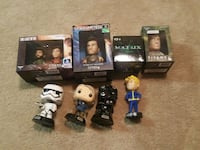Random assortment of LootCrate exclusive items  Knoxville, 37918