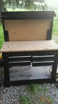 black and gray tool cabinet Reedsville