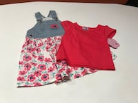 New with tag Girl's 2 PC Skirt all Set, size 4 Farmington Hills, 48336