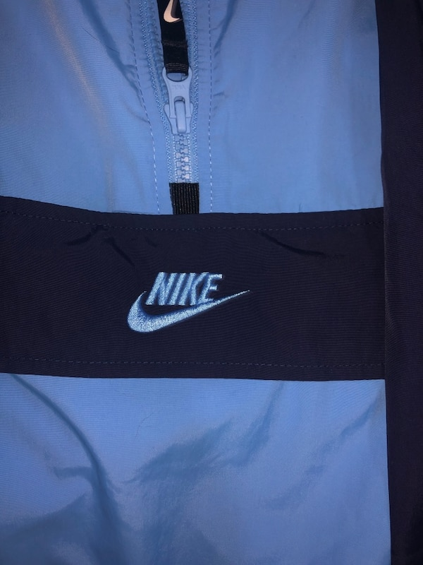 Nike windbreaker jacket Size XL 2