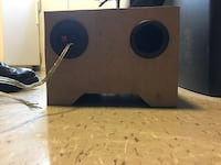 "custom built 8"" downfiring subwoofer New York, 10027"