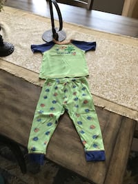 Size 24 Month Pajamas