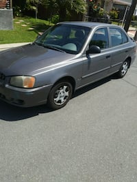 Hyundai - Accent - 2002 (low miles) Fremont, 94538