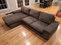 Sectional Sofa FALLSCHURCH
