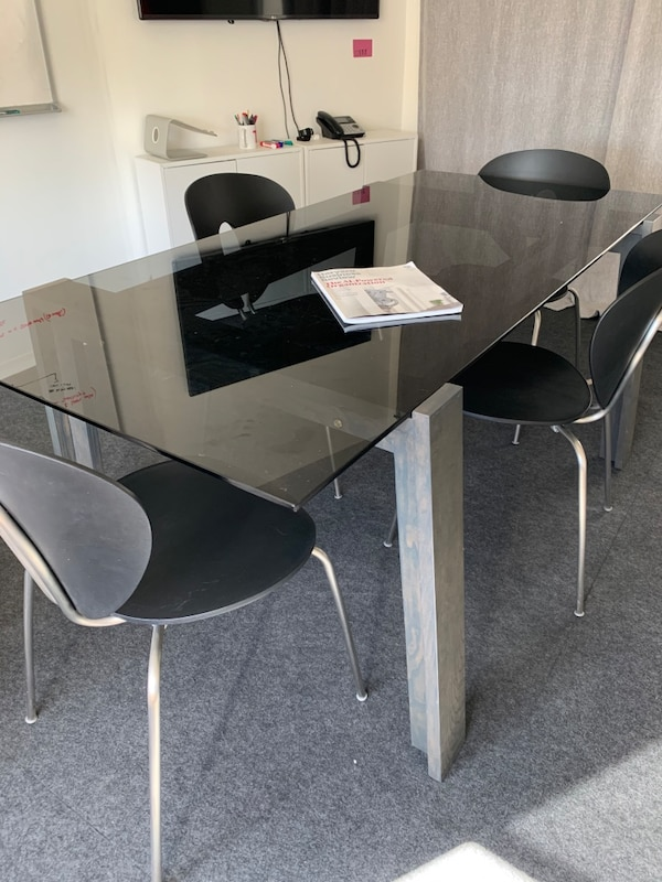Used Modern Dining Table For Sale In Berkeley Letgo
