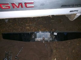 Chevy truck Back Bumper all Krome