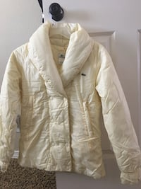 Lacoste Button up puffer Jacket North Las Vegas, 89084