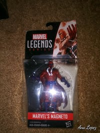 Magneto marvel legends  New York, 10009