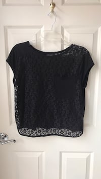 Marc Jacobs Lace top with built-in camisole