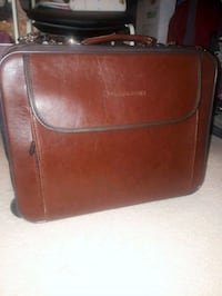 Suitcase briefcase with handle