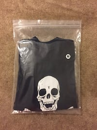 Vlone Black Friday Skull And Bones T Shirt with supreme quality found in a  palace 9ce535db194