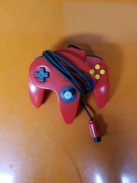 Red Controller for Nintendo 64 Brooklyn, 11235
