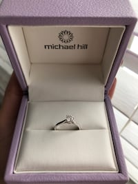 Brand new diamond ring for sale for 30% off Mississauga, L5M 6A7