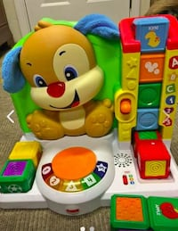 Fisher price learning toy / interactive Springfield