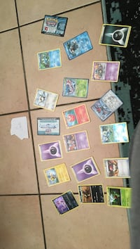 assorted Pokemon trading card collection Simi Valley, 93065