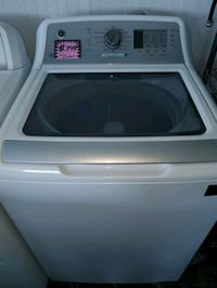GE top load washer NEW scratch and dent  Baltimore, 21223