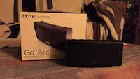 Black ihome wirelesss go+ ar