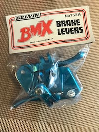 Old skool bmx brake levers Kjeller, 2007