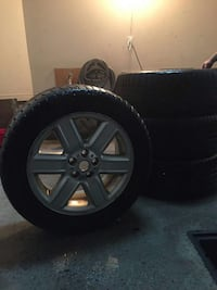 Continental  winter 275/50 R very go 19.EXTRA LOAD Pointe-Claire, H9R