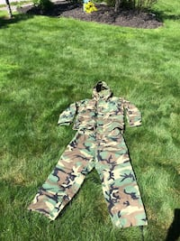 Large Regular Military Gortex all weather suit Leominster, 01453