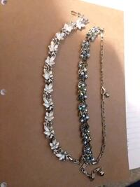 2 vintage Lisner necklaces  Ashburn, 20147