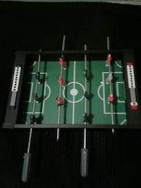green and black foosball table Toronto, M6B 2G6