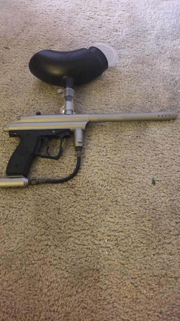 Used Spider Victor Paint Ball Gun For Sale In Piedmont Letgo