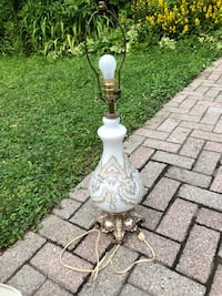 Table lamps good condition