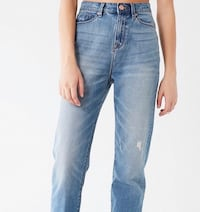 women's blue denim jeans 47 km