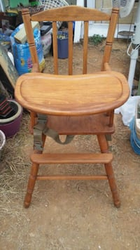 Antique wooden highchair Westminster, 21157