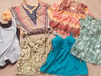 45 items! Shirts, pants, skirts, dresses, capris and jackets. Winchester, 22601